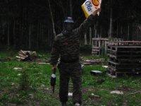 得到了旗帜