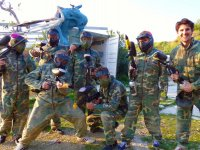 ejercito de paintball