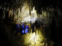 Speleologia nelle grotte di Picos de Europa