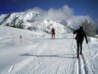 esqui de fondo en sn