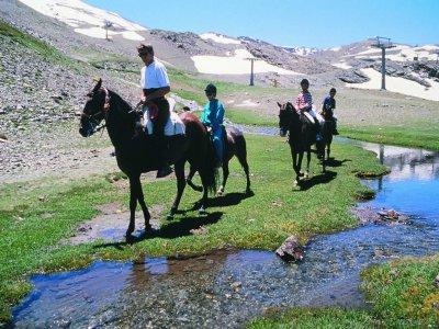 Barranco de la Salud Rutas a Caballo