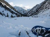 Ascensión en raquetas de nieve en Masella 4-5 h