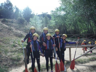 Multiaventura Los Olivos Team Building
