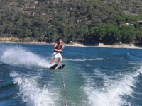 Experto en esqui acuatico