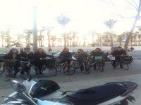 巴塞罗那自行车之旅