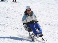 queremos que todas las personas disfruten del esqui