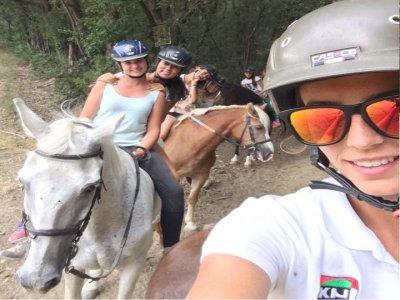 EquipVidreres Centre d'Equitació Rutas a Caballo