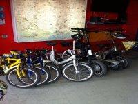 自行车租赁自行车