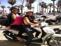 步道摩托车头盔摩托车之旅包括