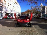 我们的Twizies之一正在等你--999- Twizy在巴塞罗那出租