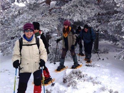 Bautismo Raquetas de nieve Guadarrama Adultos