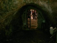 Enter the cave
