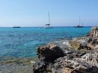 Pasar San Juan en velero en Menorca 7 días