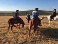 骑马游览Sanlúcar