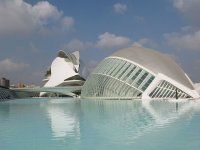 Oceanographic and City of Arts and Sciences