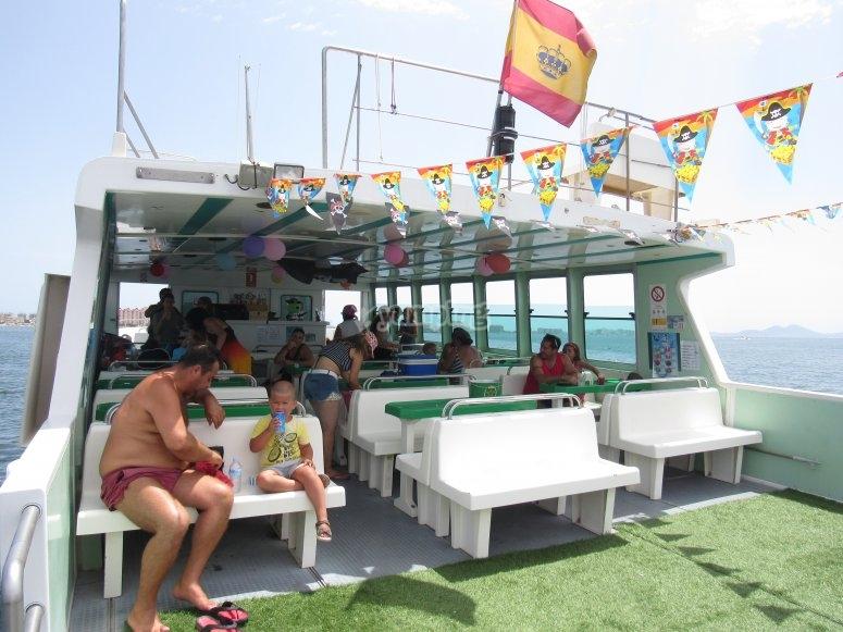FerryMarMenor Party