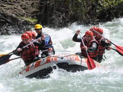 Rafting for beginners in Llavorsí