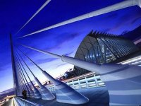 Oceanographic and City of Arts and Sciences of Valencia