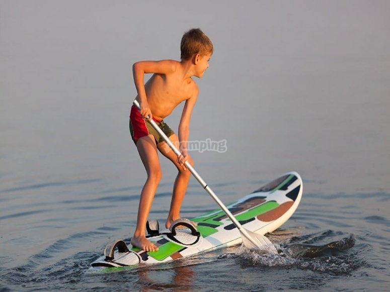 Paddle surf per bambini