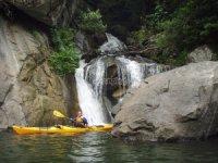 Naturaleza en estado puro en el río Xallas