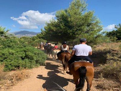 Hípica Sierra Helada Rutas a Caballo