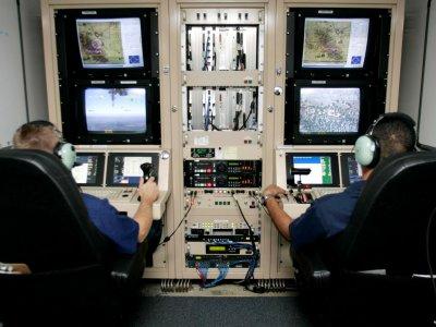 Drone pilot advanced training Cuatro Vientos
