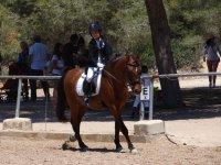 Clase de equitación infantil en Benidorm