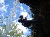 Canyoning a Gijon