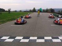 Karting en pista de 900m