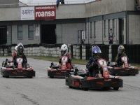 Gran Premio de karting Junior en Osona 8 vueltas