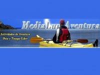 MedialunAventura Piragüismo