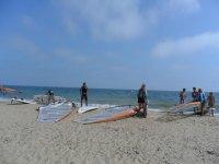 Windsurf en el mejor lugar