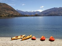 Canoas y kayaks