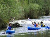 Percorsi di canoa