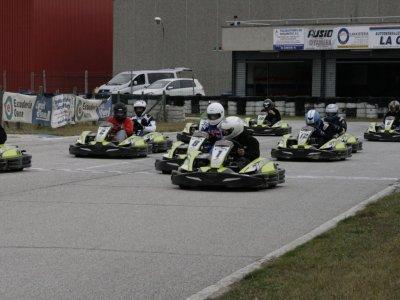 Mini Gran Premio de karting en Osona