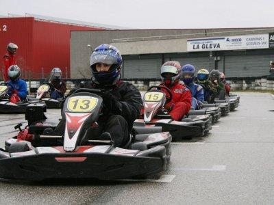Gran Premio de karting en Osona Senior