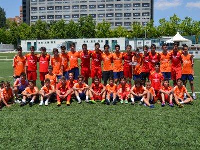 Campus di calcio a Medina del Campo dalle 8:00