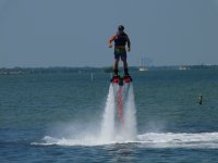 Diversion con el flyboard