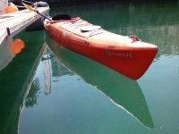 Prueba los kayaks