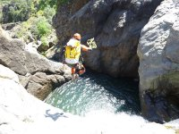 Integral Canyoning, Risco Blanco -  5 Hours