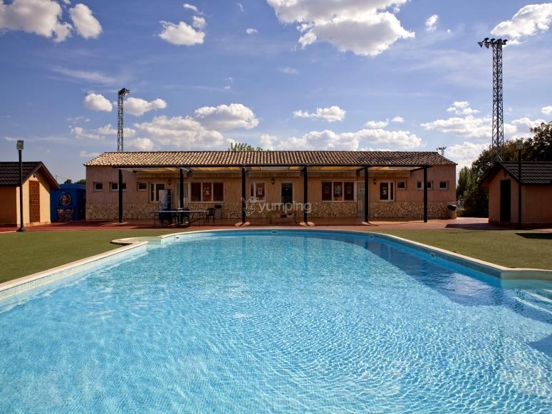 Instalaciones con piscina