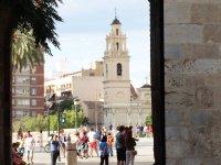 Visitando Valencia