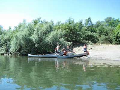 La Casa del Rio Canoas