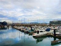Partenze dal porto turistico