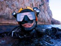 标志索勒潜航的头水