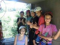 Campamento Aventura Verde en Santiago 13 días