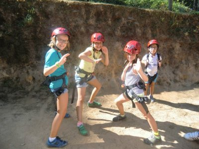 Campamento Multiaventura en Santiago 13 días