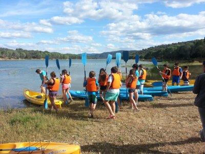 Ruta en Kayak en las Marismas del río Piedras