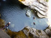 Practice canyoning in Huesca