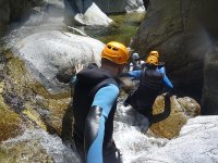 Offers of canyoning